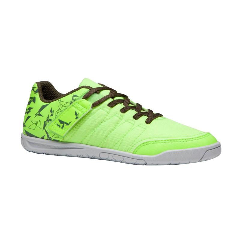 Buty do piłki nożnej CLR 500 dla dzieci halowe