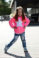 """Детская стильная деми-куртка """"Звезда"""" в расцветках. МО-1-0718"""