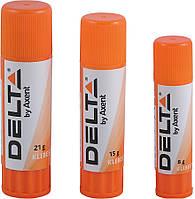 Клей карандаш ПВА Axent 21 г D7133