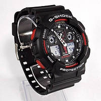 Спортивные часы Casio G-shock GA 100 Касио га Джи Шок наручные NEW Мужские на руку 100% КАЧЕСТВО!
