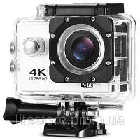 Екшн камера Action camera DVR SPORT S2 Wi Fi waterprof 4K