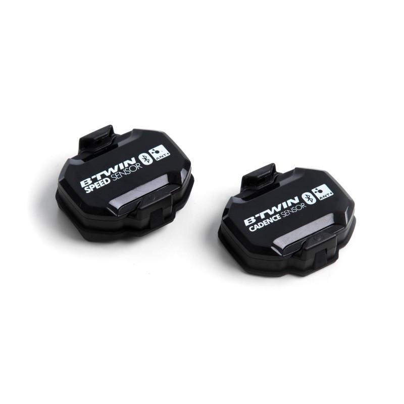 Czujniki prędkości i kadencji bez magnesu ANT+/Bluetooth Smart