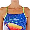 Strój jednoczęściowy pływacki Lidia Toucan damski , фото 4