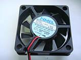 Вентилятор NMB 3110NL-05W-B45 60x60x15mm 12v для голов, усилителей, фото 2
