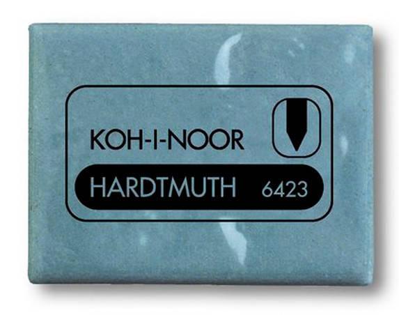 Ластик-клячка Koh-i-noor художественный экстра мягкий 6423018004KD, фото 2
