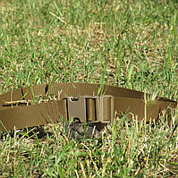 Ремень 40мм. тактический поясной на фастексе Койот, фото 1