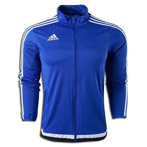 Кофта Аdidas Tiro 15 Royal Blue Training S22317