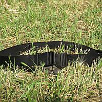 Ремень 40мм. тактический поясной на фастексе Черный, фото 1