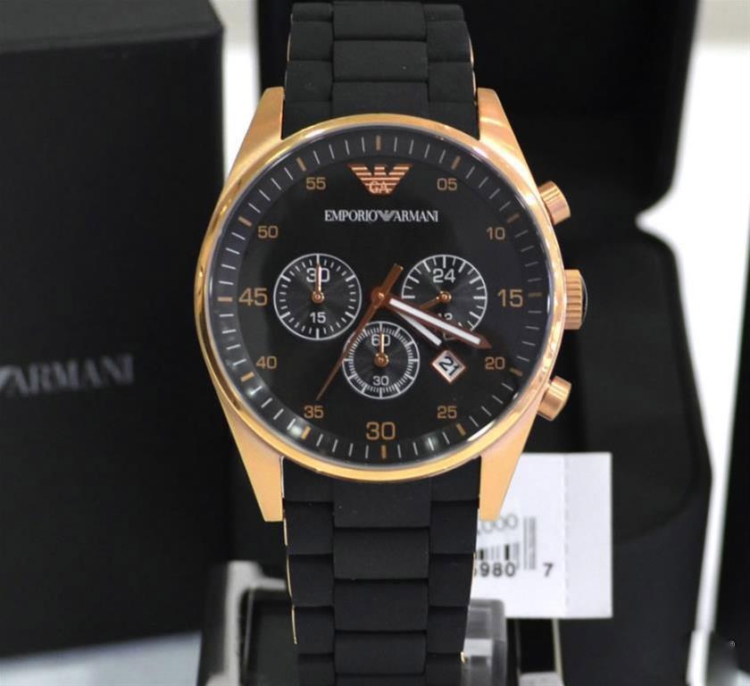 Наручные мужские часы Emporio Armani годинник Брендовые Армани эмпорио +НОЖ Кредитка!