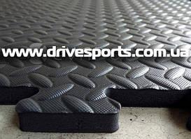 Модульне покриття для тренажерних і кросфіт залів PRO 200 kg / m3