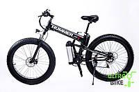 Велосипед крутой фэтбайк на складной раме HUMMER FATBIKE