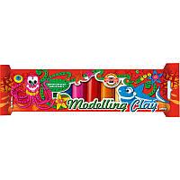 Пластилин Koh-i-noor 10цветов 200г 131510