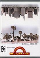 """Дневник школьный твёрдая обложка """"Лос-Анджелес"""", фото 1"""