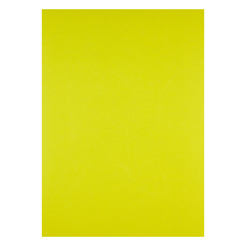 Обложка для брошуровщика Axent А4 под кожу картон 50шт желтая 2730-08-A