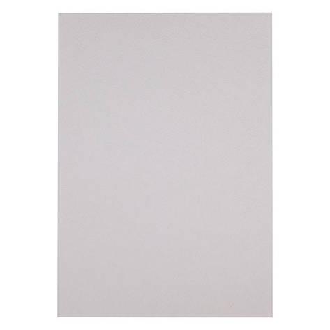 Обложка для брошуровщика Axent А4 под кожу картон 50шт белая 2730-21-A, фото 2