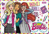 Подложка для стола детская Barbie