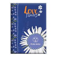 Ежедневник датированный Brunnen А5 320 стр.2018-20 Love flowers 73-796 68 06