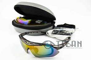 Тактические очки RUBY SPORTS Gray