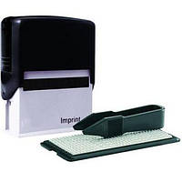 Штамп самонаборной Trodat Imprint 4-х рядный 4912N/4/U