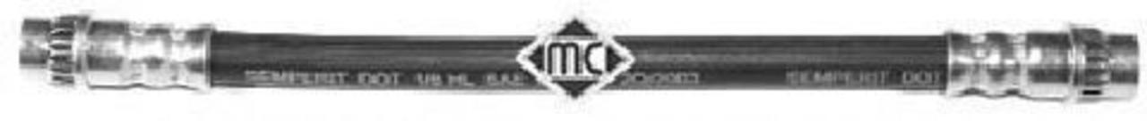 Шланг тормозной задн (96096) Metalcaucho