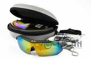 Тактические очки Ruby Sports Gray Matt