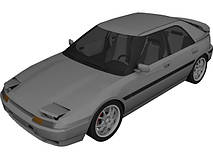 Защита двигателя и КПП - Mazda 323F