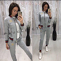 Женский спортивный костюм Gucci новинка 2018
