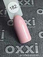 Гель-лак Oxxi Professional № 182