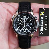 Часы Seiko SSC293P2 хронограф SOLAR V172, фото 1