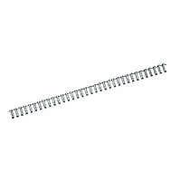 Пружины для брошуровщика Axent метал d 7.9 мм черная 100 шт 2808-A