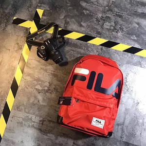 Рюкзак Fila SS18 Красный