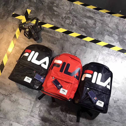 Рюкзак Fila SS18 Красный, фото 2