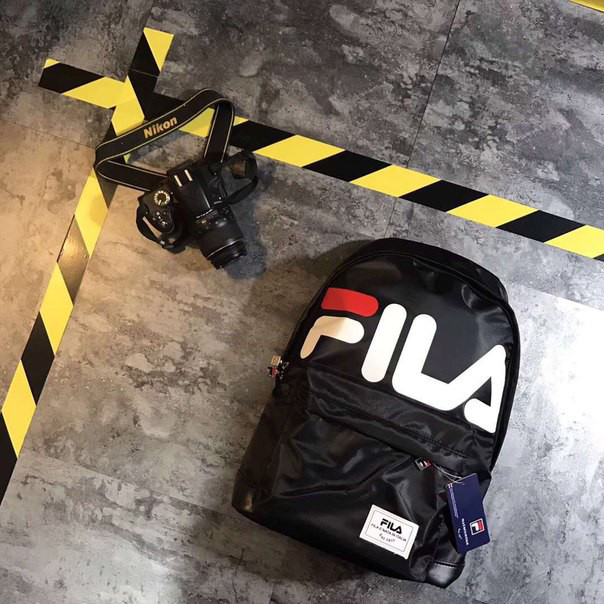 Рюкзак Fila SS18 Черный
