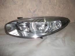 Фара левая (260608656R) Renault