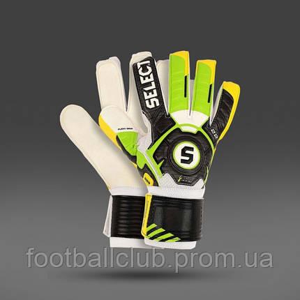 Перчатки вратарские Select 22 FLEXI GRIP, фото 2
