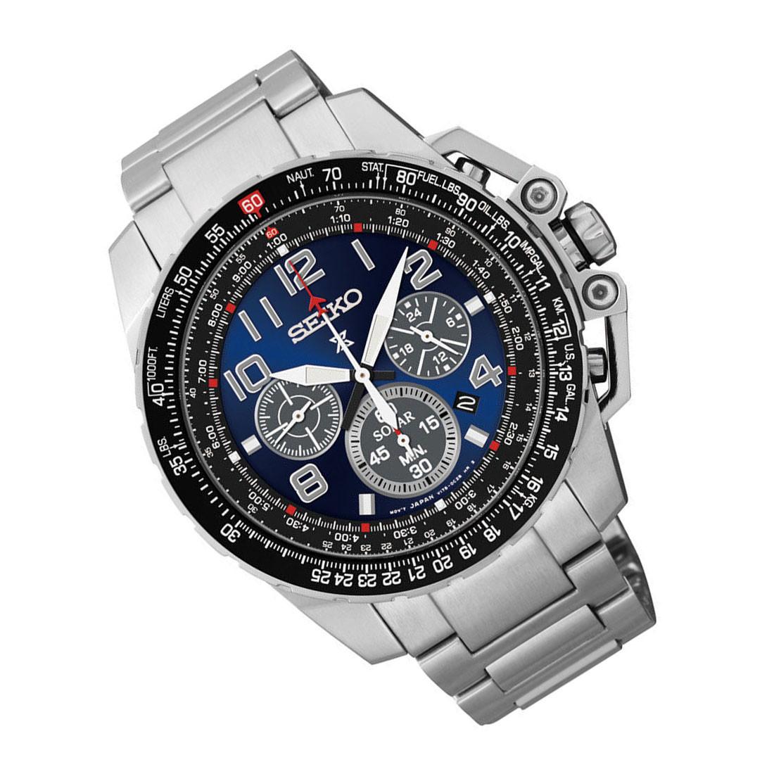 Часы Seiko Prospex SSC275P1 SOLAR V175 (уценка)