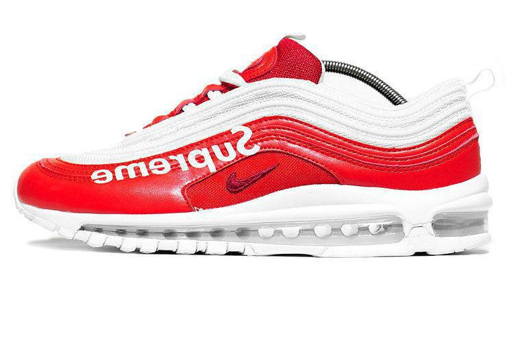 216967f4 Мужские кроссовки Nike Air Max 97 x Supreme