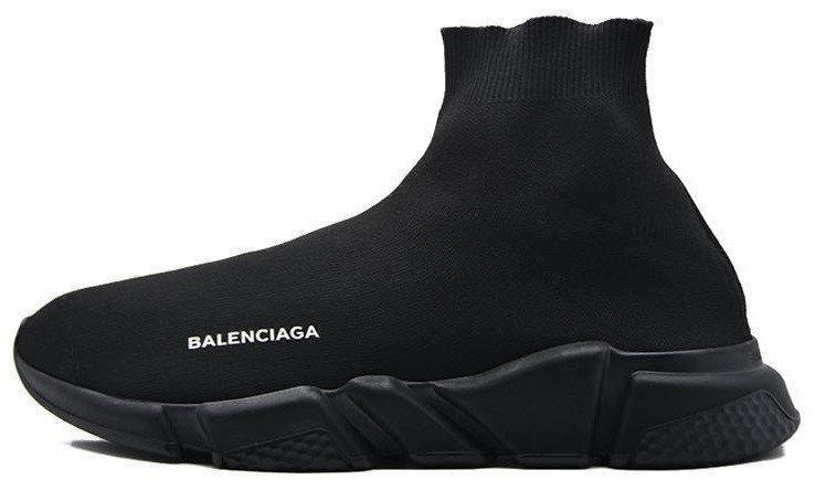 "Мужские кроссовки Balenciaga Speed Trainer ""Triple Black"" (в стиле Баленсиага)"