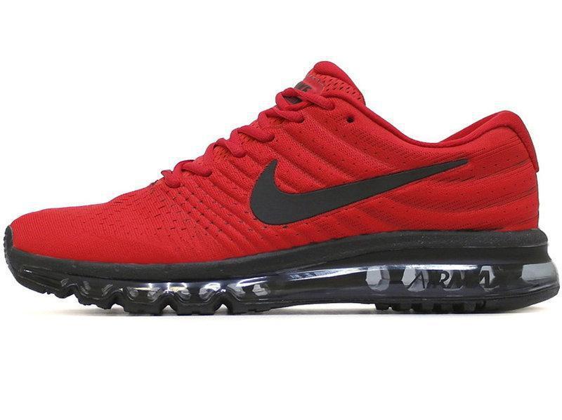 Мужские кроссовки Nike Air Max 2017 «Team Red» (в стиле Найк Аир Макс)