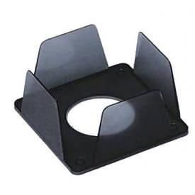 Куб для паперу Квп бокс 90х90х45мм чорний ВОКЅКІРчерн.