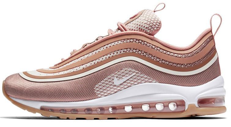 Женские кроссовки  Nike Wmns Air Max 97 Ultra '17 (в стиле Найк Аир Макс)