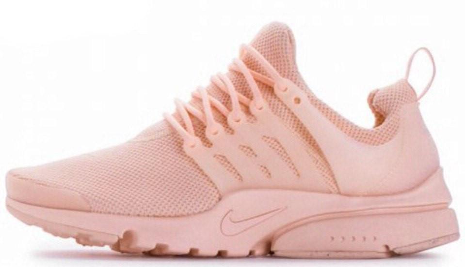 """Женские кроссовки Nike Air Presto """"Pink"""" (в стиле Найк )"""