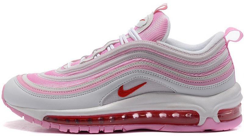 """Женские кроссовки Nike Air Max 97 """"Pink"""" (в стиле Найк)"""