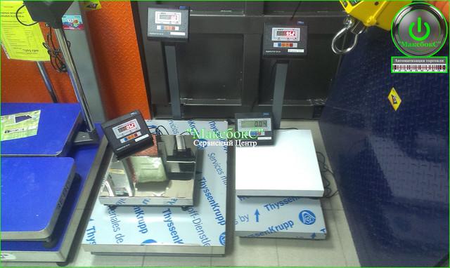 Купить товарные весы Промприбор ВН 100 1D А ЖКИ