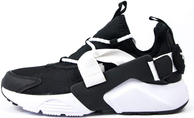 """Женские кроссовки Nike Huarache City Low """"Black"""" ( в стиле Найк )"""