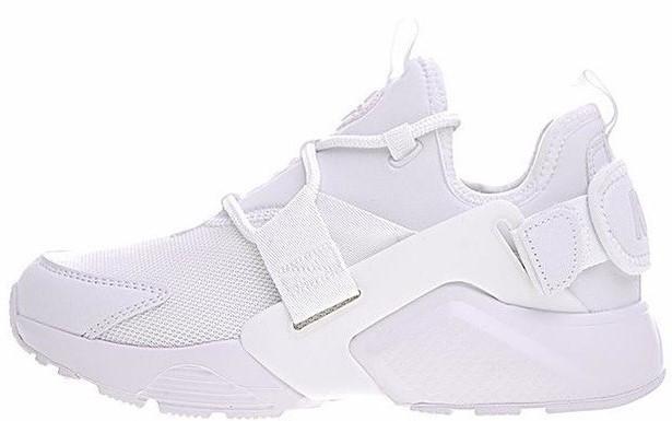 """Женские кроссовки Nike Huarache City Low """"White"""" ( в стиле Найк )"""
