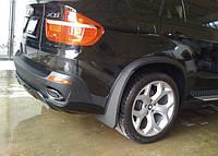 Брызговики BMW X5 E70, фото 1
