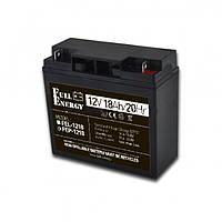 Аккумулятор 12В / 18Ач (18000 мАч), AGM (Full Energy FEP-1218)