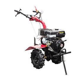 Мотоблок бензиновый, 9.0 HP, ширина захвата 400-1250мм., комплект фрез (TL-7000 Intertool)