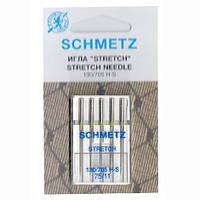 Иглы для эластичных тканей Stretch 130/705 B5 H-S 75